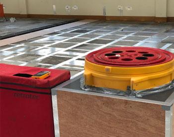 Floor Plenum Testing thumb
