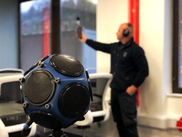 Airborne-sound-testing-London