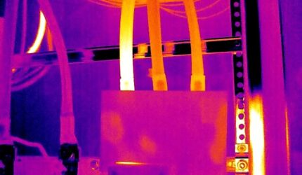 thermal imaging survey of electrical equipment