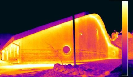Thermal Imaging survey commercial building
